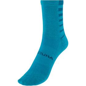 Endura Coolmax Stripe Sokken 2 stuks Dames, blauw